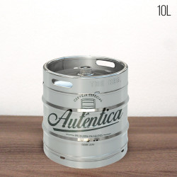 CHOPP AUTÊNTICA -  ENGLISH BROWN ALE 10 LITROS