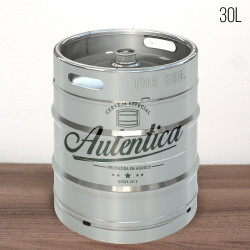 CHOPP AUTÊNTICA - ENGLISH BROWN ALE 30 LITROS