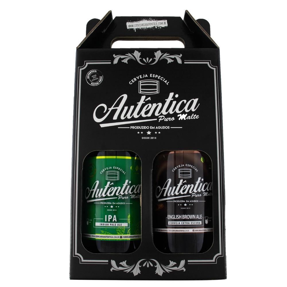 Kit Cerveja Autêntica