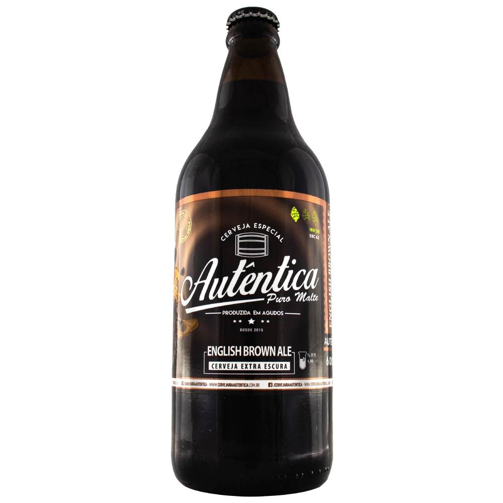 Cerveja Autêntica - English Brown Ale