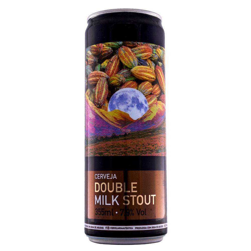 Cerveja Autêntica - Double Milk Stout