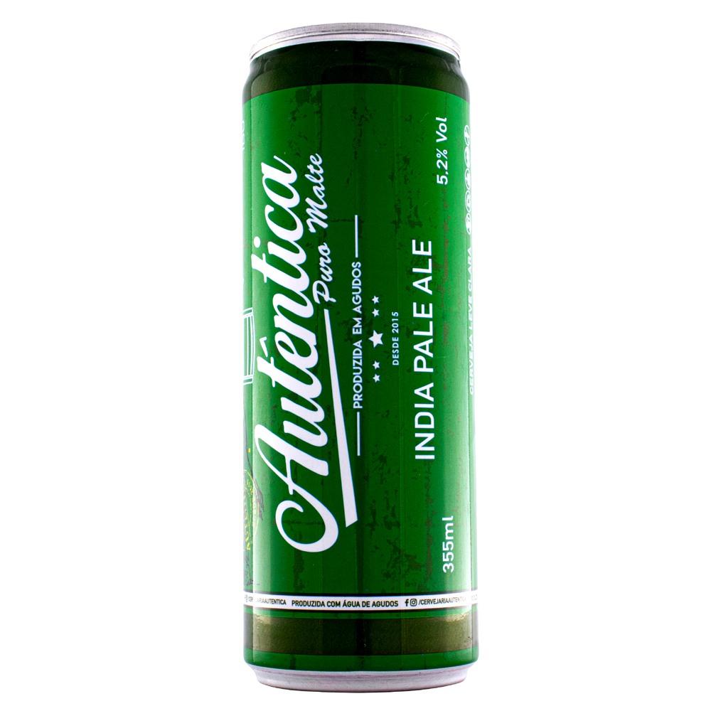 Cerveja Autêntica - India Pale Ale